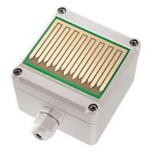 Rain or snow sensor Used for protection of awnings or motorized windows.