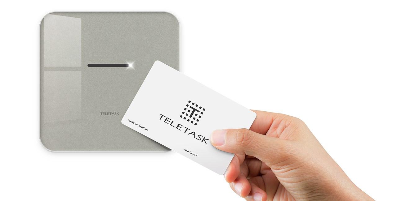 Proximity card & tag
